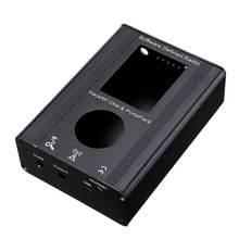 1 قطعة معدن من خليط الألومنيوم قذيفة ورقة ل Portapack SDR وحدة المجلس متوافق مع النسخة القديمة والجديدة