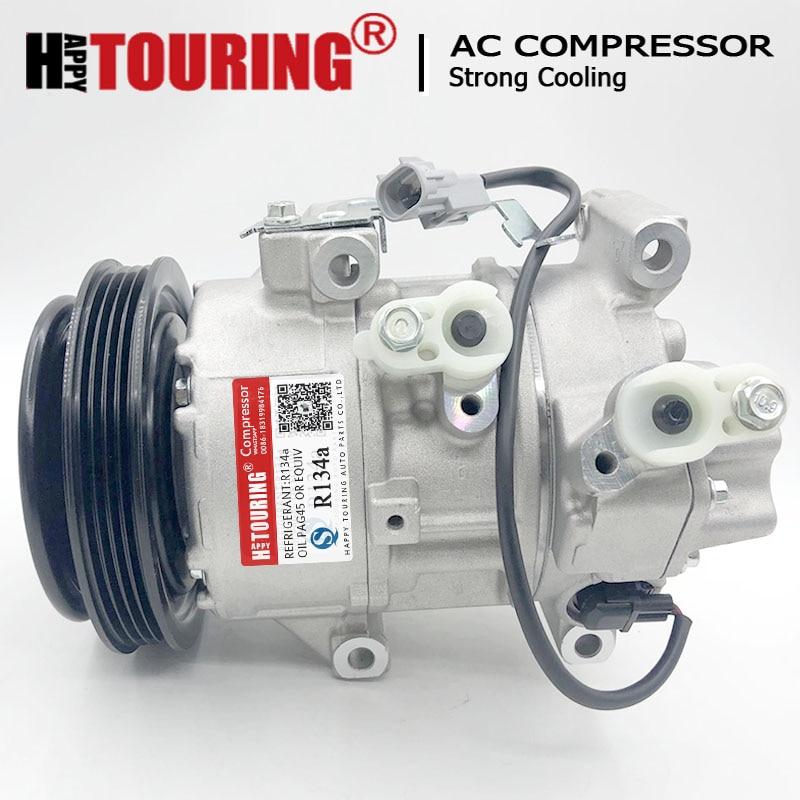 Image 2 - Компрессор 5SE11C 4711622 471 1622 для Toyota Yaris, компрессор переменного тока для Toyota yaris 2007 2011compressor for toyota yarisac compressortoyota yaris compressor  АлиЭкспресс