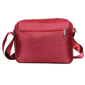 Image 5 - Повседневная мужская сумка мессенджер GREATOP, модные Наплечные сумки с несколькими карманами, 4 цвета, водонепроницаемая оксфордская сумка для деловых поездок, Y0026