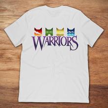 Warriors Flash Batman Wonder Woman Aquaman T-SHIRT Men's Short Sleeve T-Shirt