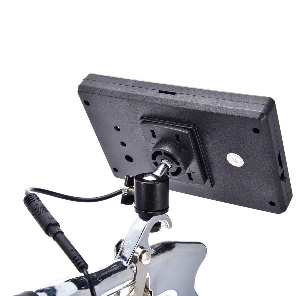 Multi Função Profissional Mais Limpo máquina de Lavar Ar Condicionado Visual Prático Ferramenta Endoscópio Da Tubulação Ferramenta de Limpeza Do Carro 4.3 Polegada - 5