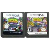 DS Hộp Mực Tay Cầm Thẻ Moshi Quái Vật Moshling Vườn Thú Tiếng Anh Dành Cho Máy Nintendo DS 3DS 2DS