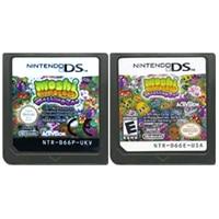 DS لعبة خرطوشة بطاقة وحدة التحكم موشي وحوش Moshling حديقة الحيوان اللغة الإنجليزية لنينتندو DS 3DS 2DS