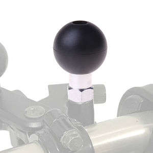 Image 4 - 1Inch Ball Base M10 X 1.25 Male Thread Mount