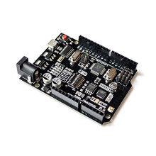 UNO R3 + WiFi ATmega328P+ESP8266 (32Mb memory) USB-TTL CH340G For Arduino Uno NodeMCU WeMos ESP8266 One New Arrival