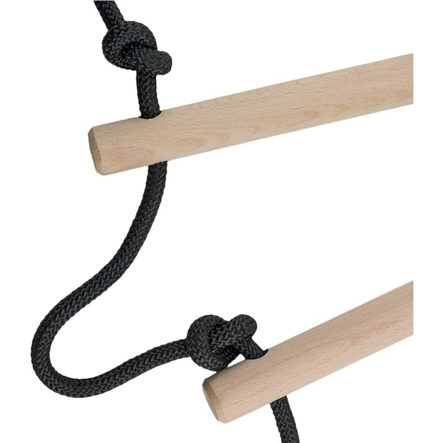 5.2FT Rope Ladder for Tree House 6