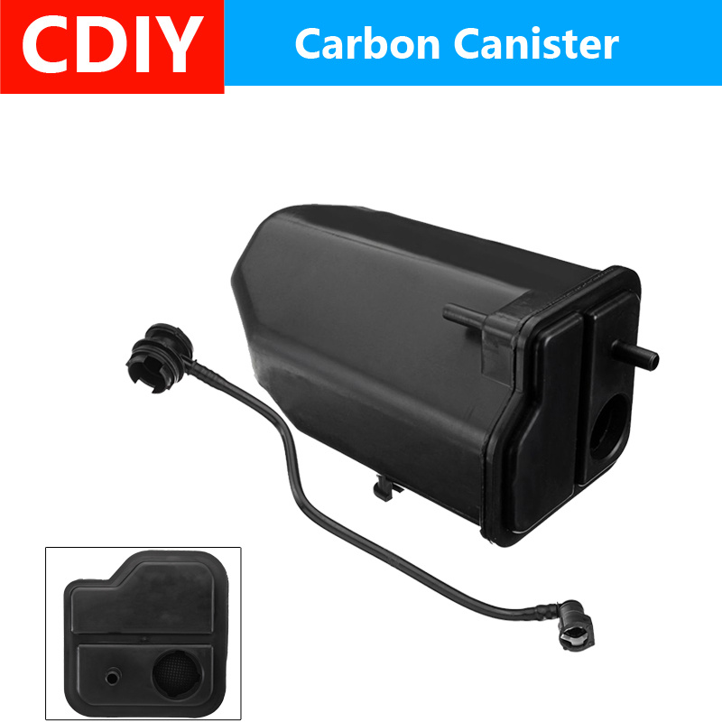 Car Activated Carbon Charcoal Canister Cans Hose For VW Jetta Golf 6 MK6 for Audi TT 1K0201797AE <font><b>1K0201801E</b></font> image