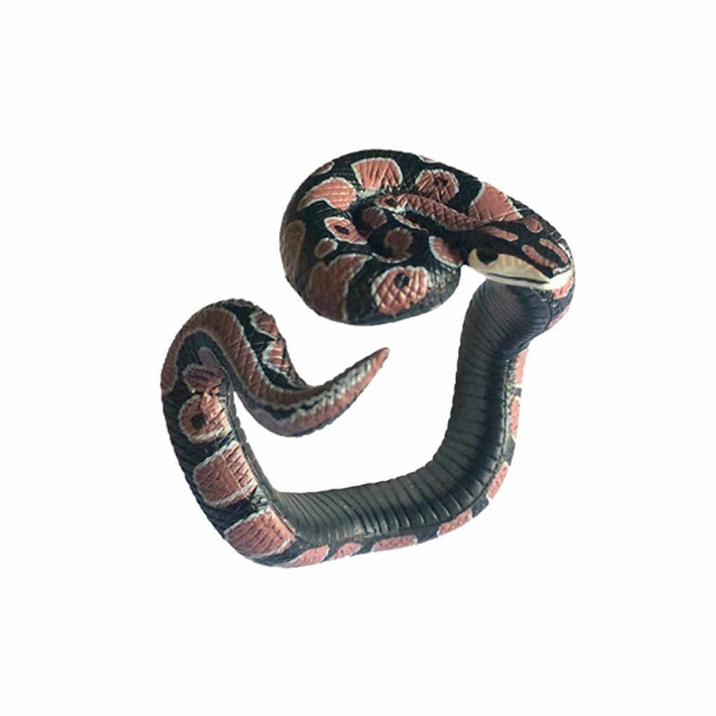 Hot Fashion Simulatie Hars Animal Snake Armband Handgemaakte Geschilderd Polsband Gift Ideeën 2019 Nieuwe Collectie