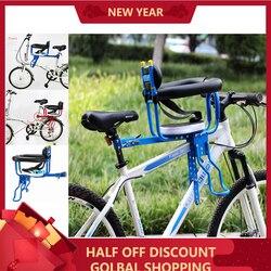 Горячая Распродажа, детские стулья, детские велосипедные сиденья для девочек и мальчиков, Электрический горный велосипед для детского ремн...