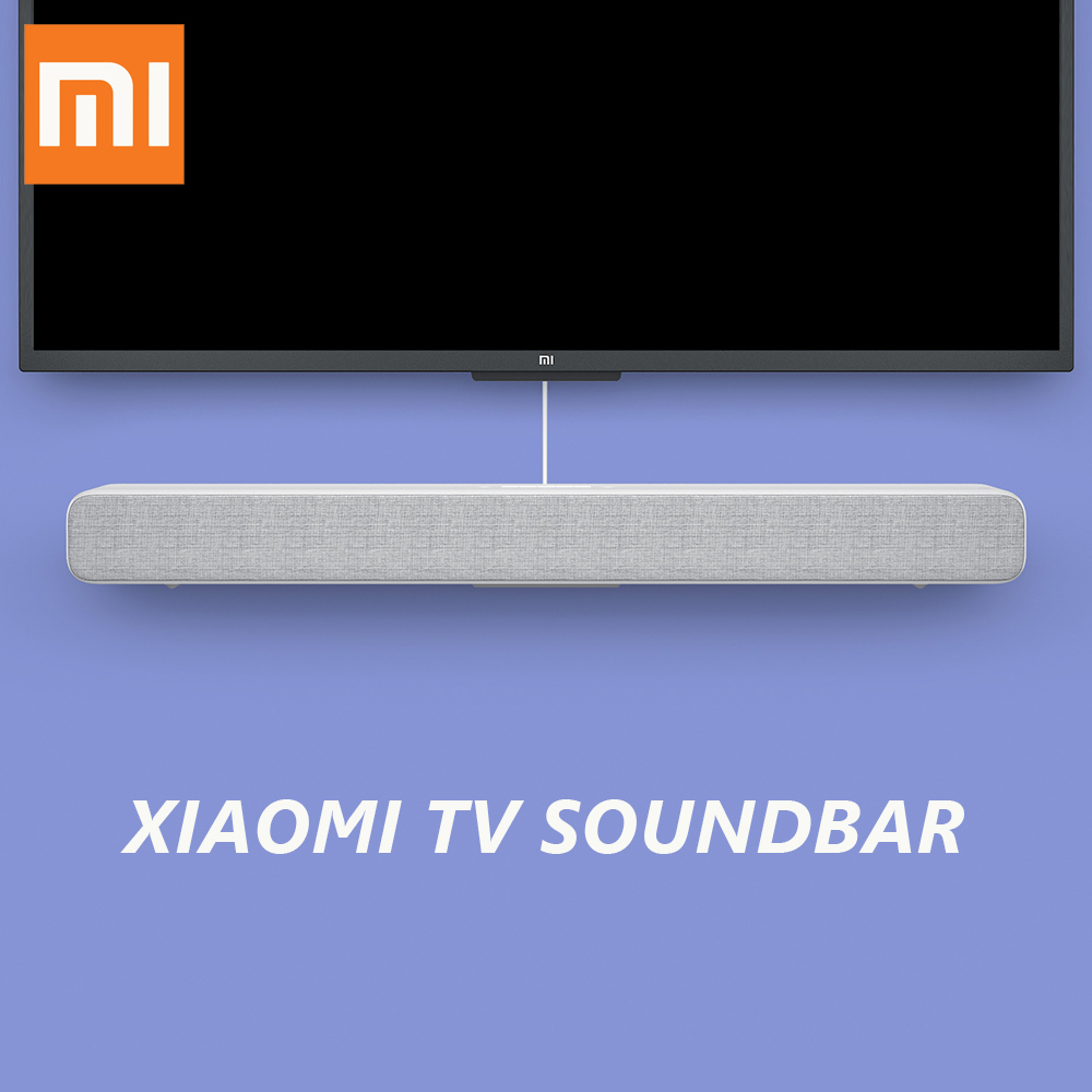 Original Xiaomi Bluetooth TV Soundbar Wireless Speaker Sound Bar Support Optical SPDIF AUX in for Home Theatre