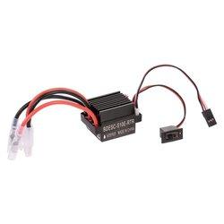 320A Gebürstet ESC Speed Controller Reverse für RC Auto 1/10 1/8 RC Flache off-road Monstruo Lkw Auto Boot teil RC Motor