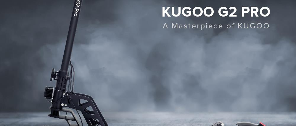 [EU STOCK] KUGOO G2 PRO Electric Scooter 48V 800W 13AH 3 Speed Modes 50KM/H Max Speed Scooter electric LCD Display For adults