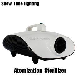 Show Time Kill Virus удаляет специфический запах 220 В Портативный стерилизатор распыления 1500 Вт машина для тумана хорошее использование для офиса ав...