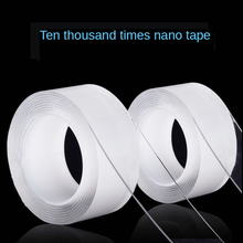 Magic-Tape Nano Waterproof Home 5M Cleanable Transparent Notrace