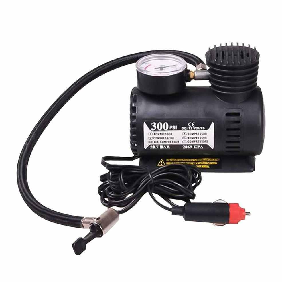 12v Mini Air Pump Vehicle Tire Air Compressor Portable Electric Small Air Pump