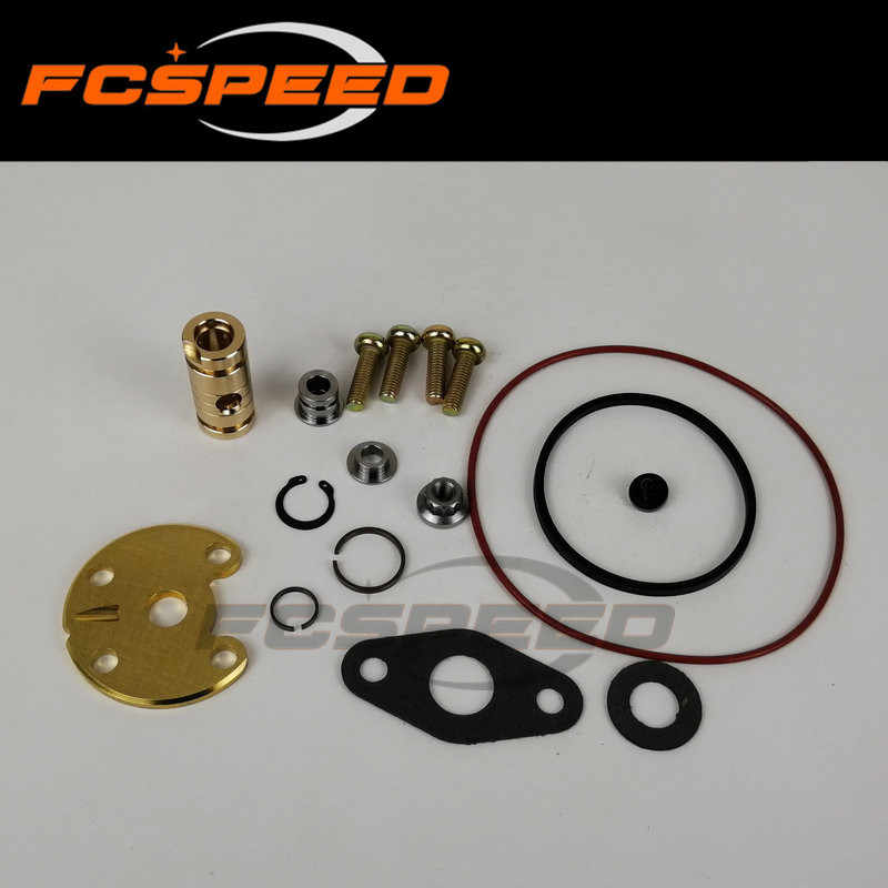 Kit de réparation de turbocompresseur GT1544S 454092 kits de reconstruction de Turbo pour Opel Astra F 1.7 TD 50Kw 68HP X17DTL 1994-1998