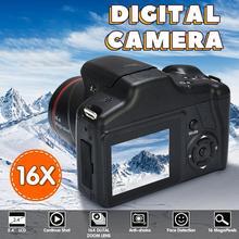 Portable Digital Camera Camcorder 720P 16X ZOOM DV Flash Lam