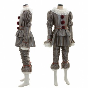 Image 4 - 2020 novo joker retorna para a alma cos penny sábio cosplay traje de halloween joker pennywise