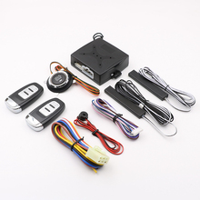 Start Car Security System Entry System Start/stop 433MHZ 10 Preheating