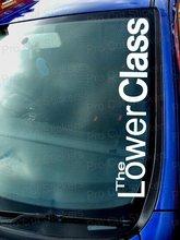 Pour 500mm (50cm) GRAND la CLASSE inférieure Autocollant Decalque graphique jdm dub VW