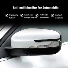 4Pcs For VW Touareg Polo Passat B6 B7 Golf 5 6 7 GTI MK4 MK5 MK6 Beetle Car Side Door Edge Guard Protector Sticker