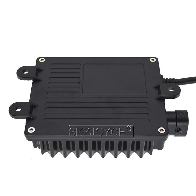 SKYJOYCE High Power 200W Xenon HID Headlight Ballast 12V Car Light Xenon Slim Digital Replacement Ballast For H1 H3 H4 H7 H11 (5)