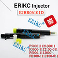 ERIKC EJBR06101D injecteur Diesel sur Rail commun | EJB R06101D pompe à huile à carburant  Auto injecteur 6101D pièce de fixation de moteur de voiture pour Delphi