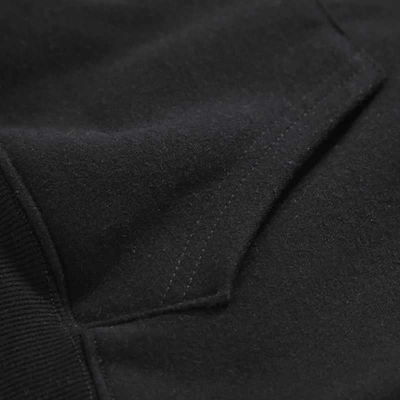 가을 따뜻한 여성 까마귀 긴 소매 단색 느슨한 후드 풀오버 여성 특대 스웨터
