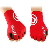 Велосипедные перчатки giyo с полупальцами для спорта на открытом