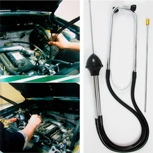 Detector Diagnostic-Tool Stethoscope Noise-Tester Auto Engine-Cylinder Abnormal