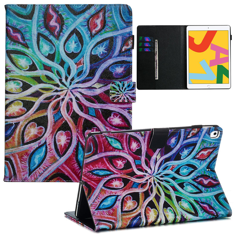 A2232 Smart Skin Apple Cover for Case iPad A2200 2019 10.2 iPad Generation Funda 7th For