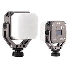 MINI luz LED de bolsillo portátil, iluminación magnética regulable para cámara DSLR, fotografía y vídeo, Macro, para Vlog, youtube, TikTok