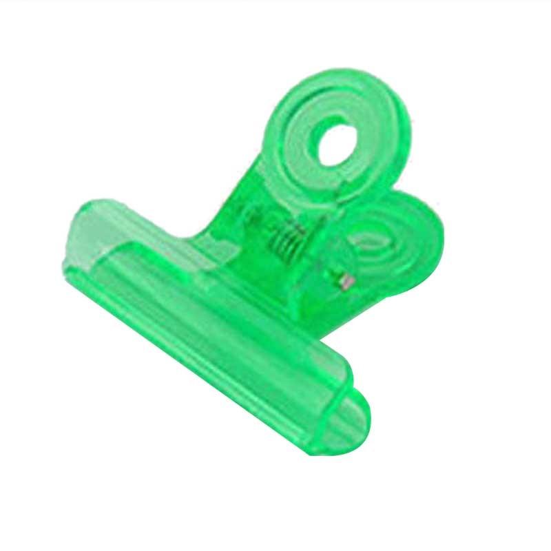 Изогнутые зажимы для ногтей инструмент Многофункциональные Пластиковые ногти случайный цвет (зеленый)
