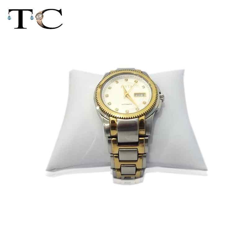 Бесплатная доставка, ювелирный дисплей из искусственной кожи, ювелирный браслет Подушечка для демонстрации подушки, шкатулка для украшений, подушечка для часов