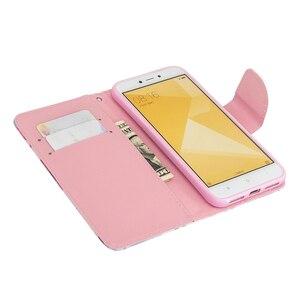 Image 3 - Eتوي على ل شاومي Redmi 9C NFC 9A 9 رئيس 9AT 9i 9T محفظة جلدية الوجه حافظة نا ل Redmi نوت 9 S نوت 9 برو 9 S ماكس حافظة