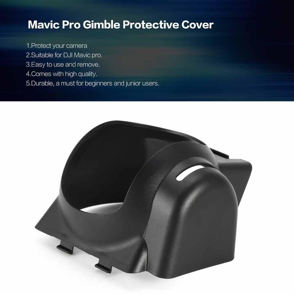Drone Sun Shade Lens Hood Silau Gimbal Kamera Pelindung Penutup Penjaga untuk DJI Mavic Pro Drone Hood Cap Case Drone aksesoris Bagian