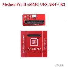 MOORC ICfriend Medusa Pro II eMMC UFS AK4 + K2 Adapter bez IC