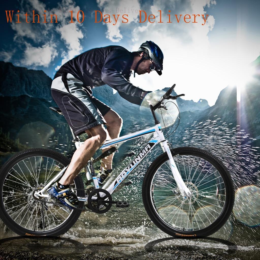 Bicicleta de Montanha Trabalhar para Fora da Bicicleta Portátil para Adultos Polegada Leve Outroad Bicicleta Homens Biicletwomen Estudante Presente 26
