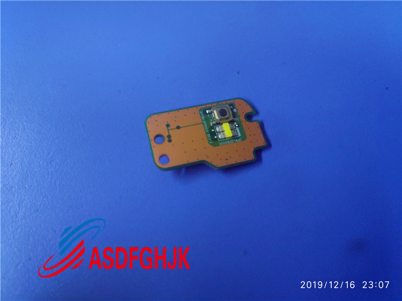 FOR <font><b>Toshiba</b></font> <font><b>Satellite</b></font> <font><b>C55</b></font> C55t-c Power Button Board DA0BLQPB6E0 TESED OK image