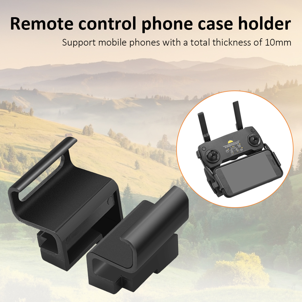 Phone Clip Holder Remote Controller Extended Arm Tablet Base Lazy Mobile Phone Bracket For DJI Mavic Mini Pro