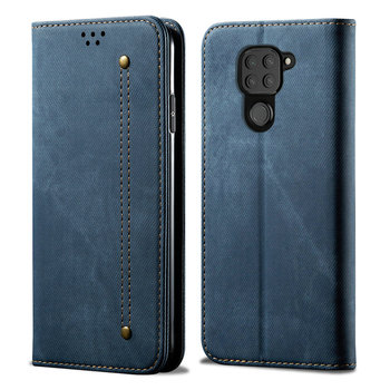 Redmi Note 9 9S Flip Case Luxury Leather Solid Wallet Funda for Xiaomi Redmi Note 9 Pro Case Red Mi Note9 Phone Cover Shockproof