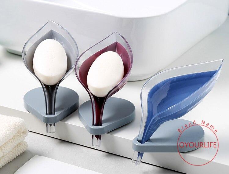 NEULEAF EFFICIENT SOAP HOLDER-BATHROOM