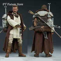 In Stock Collectible 1/6 Star Wars 100327 Myth Series Obi Wan Kenobi Full Set Action Figure Doll Model for Fans Gifts