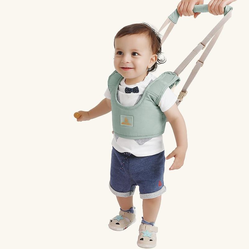 Baby Walker Breathable Wings Safe Adjustable Assistant Child Belt Learning Walking Baby Harness Toddler Leash Walker Help Stuff