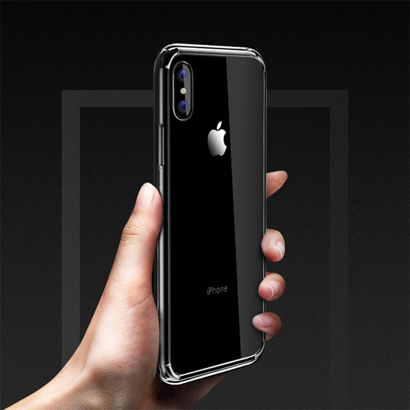 Image 5 - Rsionch Clear Silicone Soft TPU Case for iPhone11 Pro Max X XS XR XS Max Transparent Phone Case for iPhone 11Pro 6 7 8 6S Plus 5