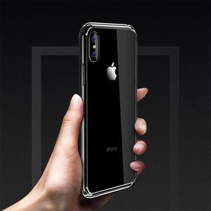 Image 5 - Rsionch Şeffaf Silikon Yumuşak TPU iphone için kılıf 11 Pro Max X XS XR XS Max Şeffaf Telefon iphone için kılıf 11Pro 6 7 8 6S Artı 5 5 S