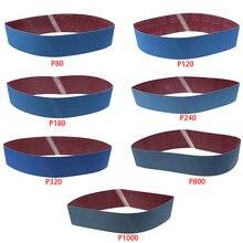 5 шт ленты для шлифования 80/120/150/180/240/320/800/1000