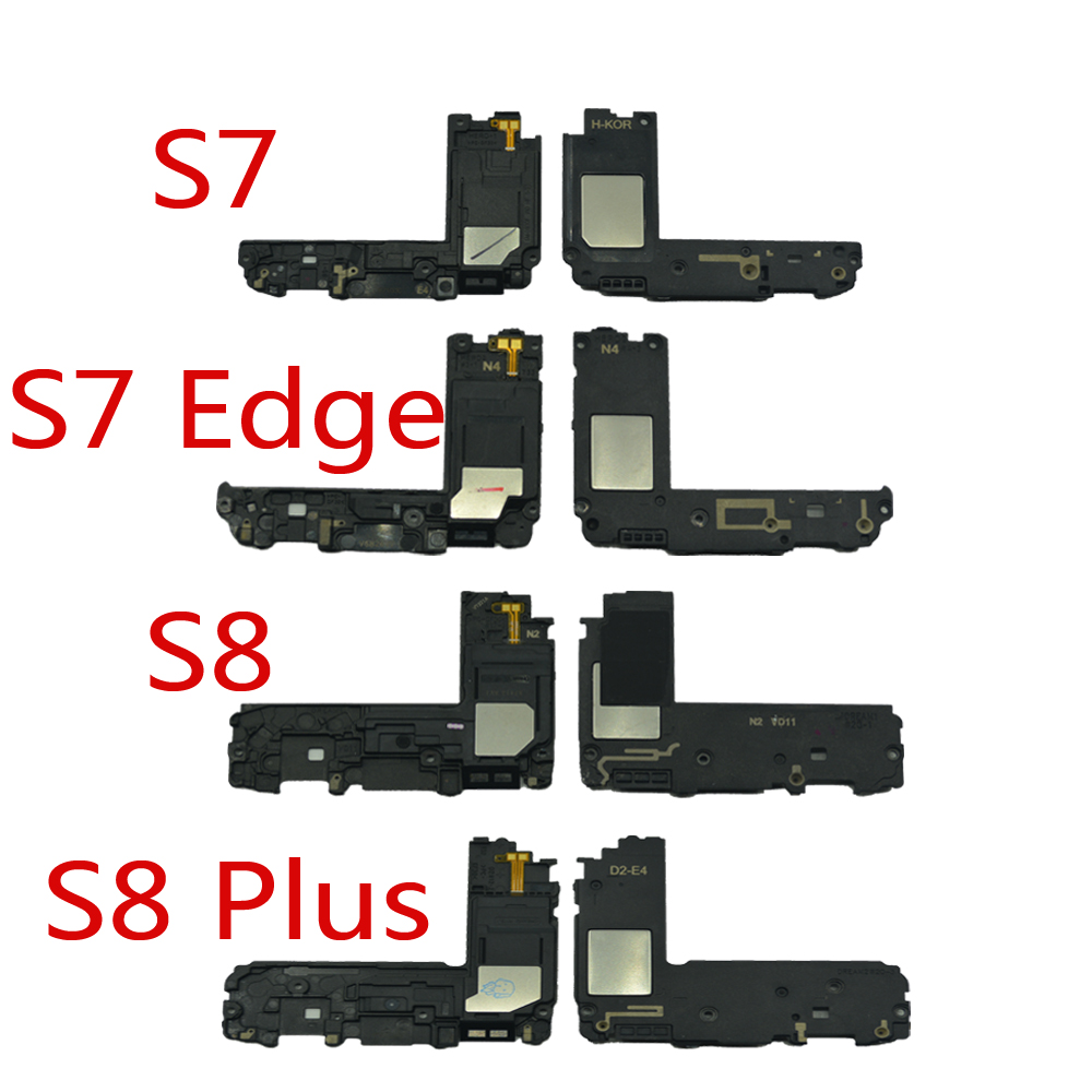 Speaker Sound For Samsung S7 Edge S8 S9 Plus Original Phone New Loudspeaker Ringer Buzzer Repair Parts Flex Cable Replacement