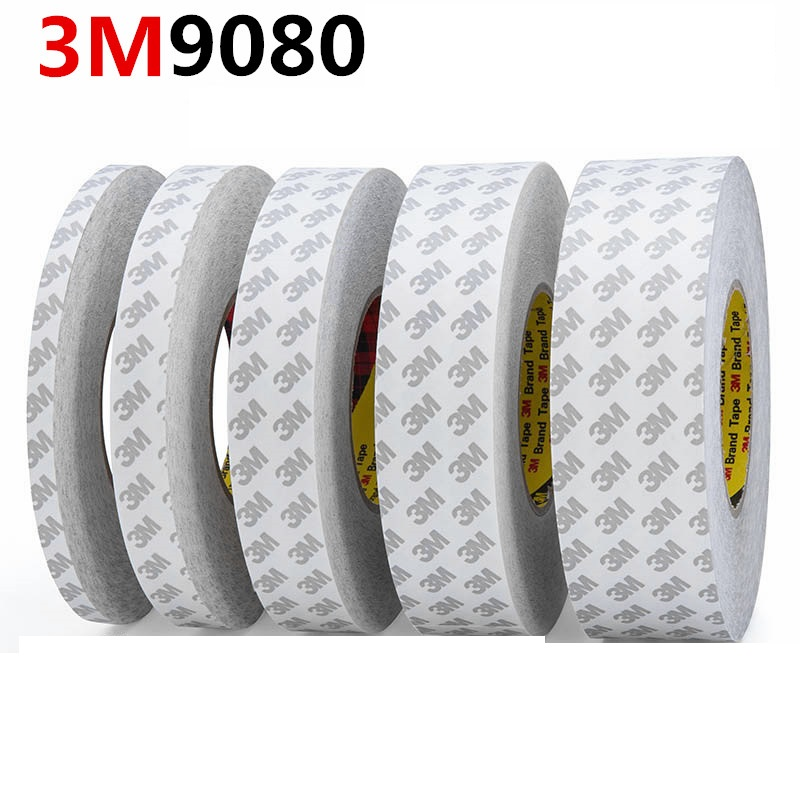3M9080 Double-sided Adhesive Ultra-thin Double-sided Tape Ultra-stick Trace High Temperature Double Tape Mobile Phone Repair