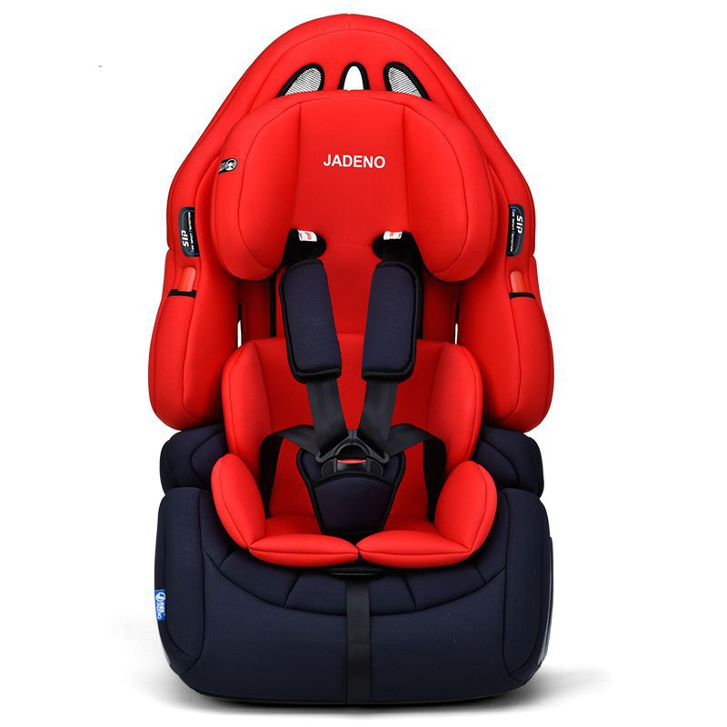 Children's Safety Seat Car Baby Simple Portable Interior Can Sit And Lie On Board Universal Chair 0-12 Years Old